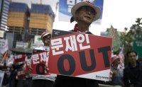 'Cho Kuk OUT' [PHOTOS]