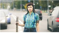 Canadian acoustic punk musician Jenny Woo ready to 'Tear Down Walls' on Korean tour
