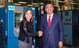 GM, LG Chem in venture to build factory in Ohio