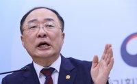 Korea draws up 6.7 trillion-won extra budget to tackle economic slowdown, fine dust