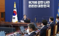 Moon to reshuffle Cabinet as early as this week