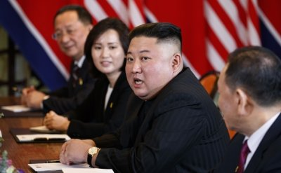 Kim apologizes over North Korea's killing of South Korean official