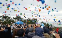 Jeju authorities under fire over 'irresponsible' balloon-flying event