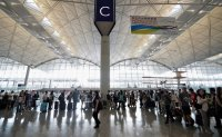 Korean flights to Hong Kong back to normal