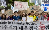 [ANNIVERSARY] Korean students take part in action against climate change