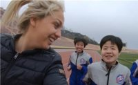 After running in N. Korea, British snowboarder convinced sport can open up isolated countries