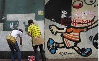 The graffiti of Hong Kong's summer of protest