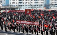 Soldiers, civilians stage joint rallies in North Korea in support of party decisions