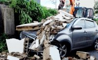Property damage from heavy rains in July-August estimated at over 1 trillion won