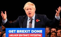 Johnson tries to shake off rocky start as UK election begins