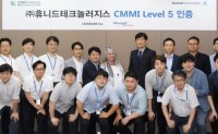 Huneed Technologies receives Maturity Level 5 for global CMMI-Dev appraisal