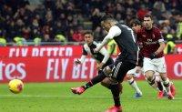 Ronaldo rescues 1-1 draw for Juventus at Milan in semifinal