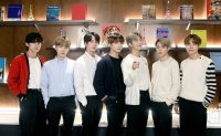 BTS to connect with fans through contemporary art