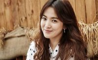 Actress Song Hye-kyo supports Wuhan amid virus outbreak