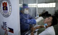 Philippines in advanced talks with AstraZeneca for vaccine