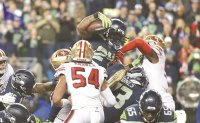 49ers take NFC West, No. 1 seed with 26-21 win over Seahawks