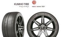 Kumho Tire receives 2021 German Red Dot Design Award