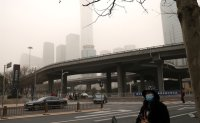 Powerful yellow dust storm to blow into Korea