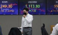 US employment shock boosting Korean stocks