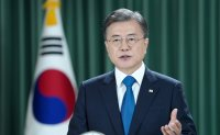 'Moon's proposal for end-of-war declaration untimely, unrealistic'