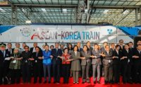 Train ride consolidates 30 years of ASEAN-Korea friendship