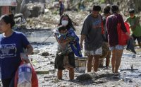 Death toll from typhoon in Philippines climbs to 67