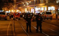 At least 2 dead, 15 wounded in Vienna terror attack