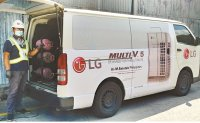 Mobile air-conditioning service