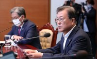 Moon thanks Gabon, Nigeria, France for help in Korean hostage release