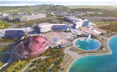 Mega integrated resort 'Inspire' to open in Incheon in 2022