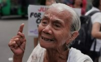 Victims of Japan's wartime sex slavery hold rallies in Manila, Taipei [PHOTOS]