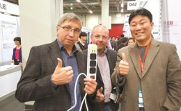 [INTERVIEW] 'Taeju Industry Inc. aims to produce safe and convenient power strip'
