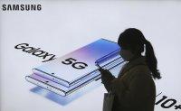 Samsung ranks 2nd in Indian smartphone market in October