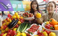 Agricultural products from smart farms