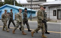 US Forces Korea ends night curfew for troops after 9 years
