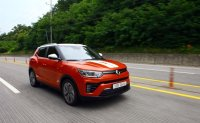 Tivoli gasoline to lead SsangYong's rebound