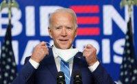 Biden on brink of winning White House