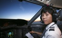 [INTERVIEW] 'Love for sky led me to become pilot'