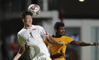 Asian Football Confederation confirms North Korea's decision to pull out of World Cup qualifiers