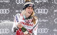Shiffrin wins record 15th World Cup of season; Hirscher safe overall
