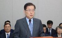Cheong Wa Dae, spy agency show different views over North Korea's ICBM capabilities