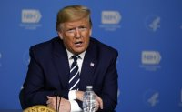 Trump says he has no reaction to North Korea launches