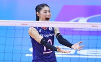 Volleyball star Kim Yeon-koung rejoins Korean club