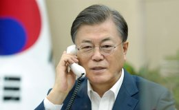 Will Moon's support for trade minister Yoo Myung-hee's WTO chief election bear fruit?