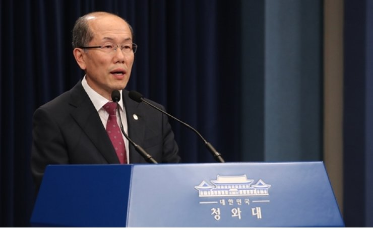 Korea conditionally extends military pact with Japan