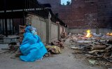India's daily COVID-19 deaths near record; calls for nationwide lockdown mount