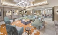 Stylish hotel becomes travelers' home away from home