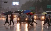 Heavy rain to continue over weekend