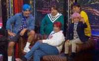 Chilean TV channel apologizes over racist jokes about BTS