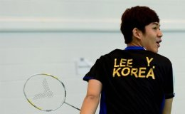 Badminton star Lee Yong-dae tests positive for COVID-19